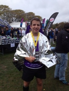 Great South Run Finisher
